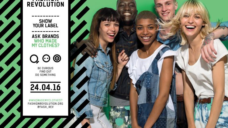 Fashion Revolution – pytamy marki kto uszył nasze ubrania