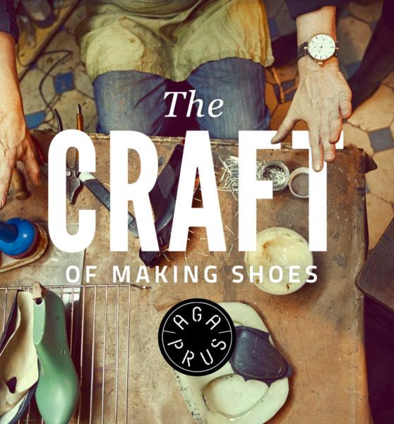 Buty – siła tradycji rodzinnych  – Aga Prus Hand made shoes