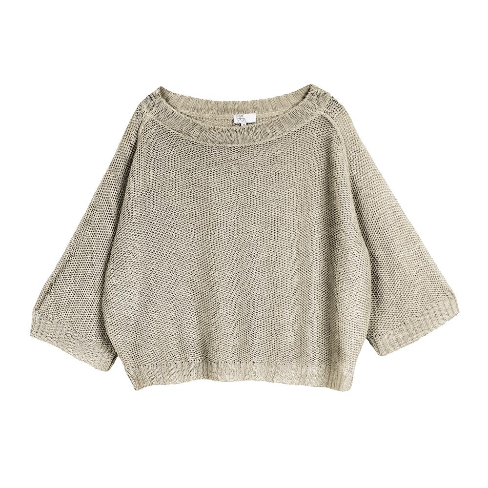 MASKA SS16 Nour sweater 100% linen